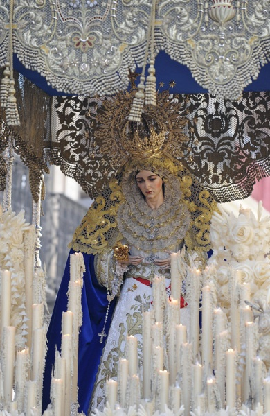 El Resucita, Domingo de Resurreción, Semana Santa Sevilla 2012