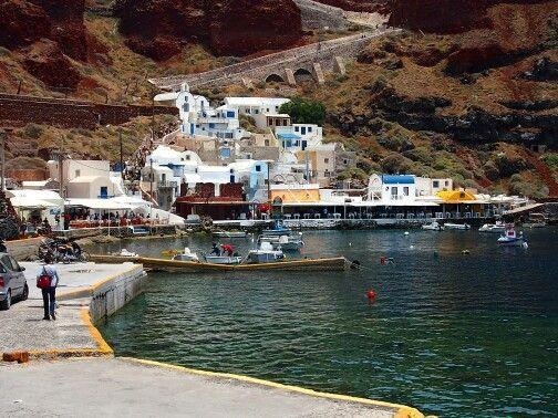 Ammoudi, Santorini