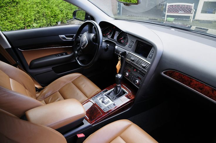 My Audi A6 - interieur