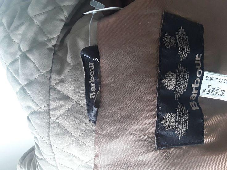 Woman's Barbour jacket #Barbour #Peacoat #Outdoor