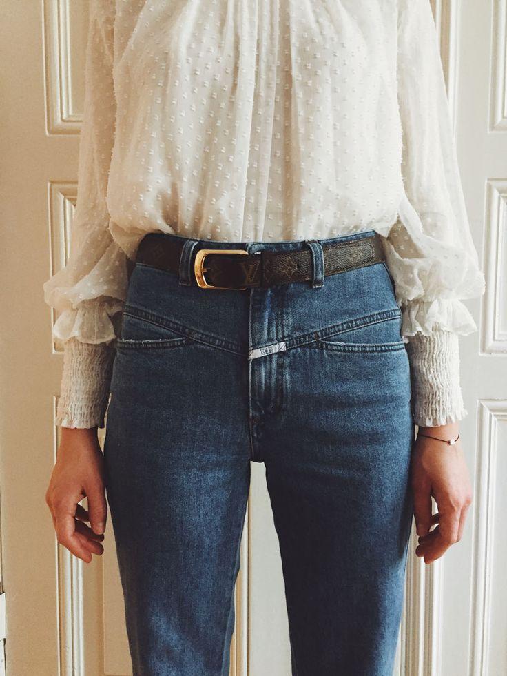 die besten 25 damen jeans closed ideen auf pinterest. Black Bedroom Furniture Sets. Home Design Ideas