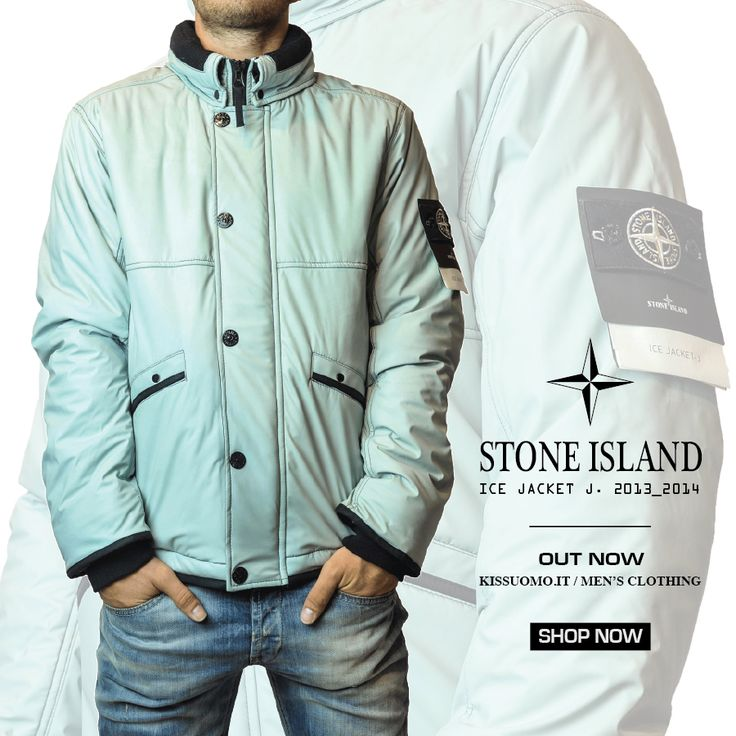 Stone Island : Ice Jacket J - Fall Winter 2013_2014 Online #StoneIsland #fashion #instafashion #swag #swagger #pants #jeans #tshirt #model #style #golook #denim #tagsta #tagsta_fashion #instacool #shirt #hair #jacket #look #cool #streetwear #outfitoftheday #shoes #sneakers #swagg #fashionstudy
