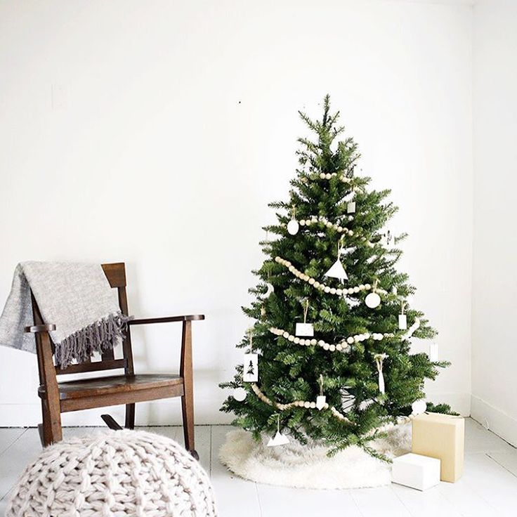 25+ Best Ideas About Minimalist Christmas On Pinterest