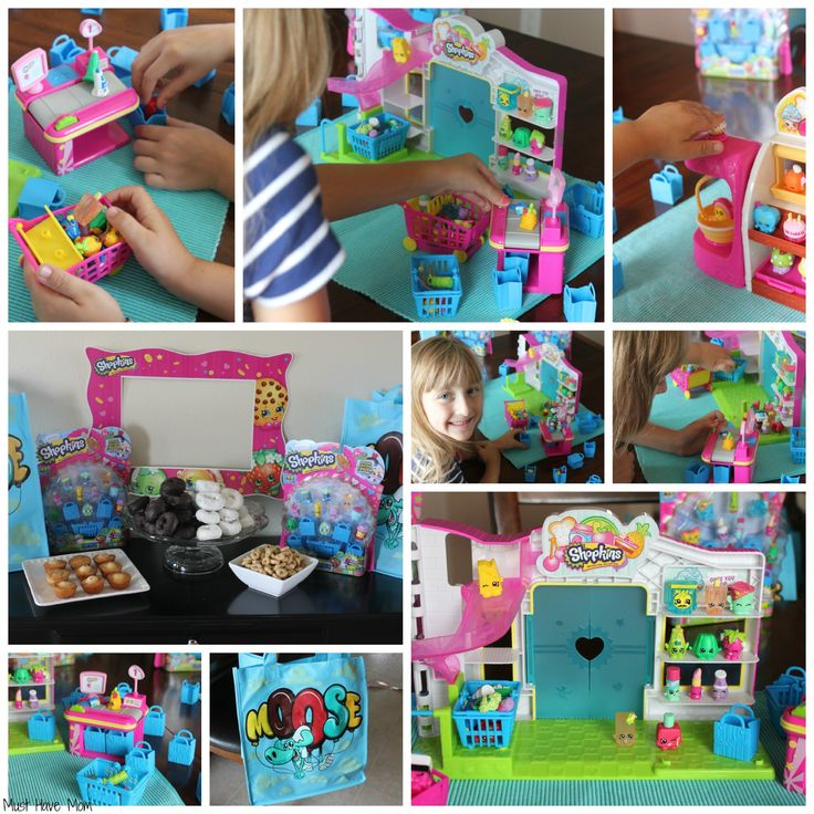 91 Best Images About Shopkins Birthday Party On Pinterest