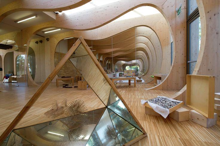 Kindergarten in Guastalla / Mario Cucinella Architects