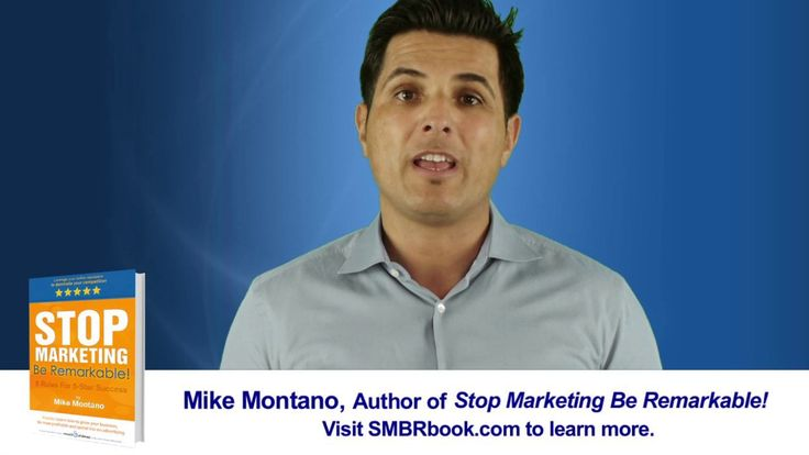 Stop Marketing Be Remarkable