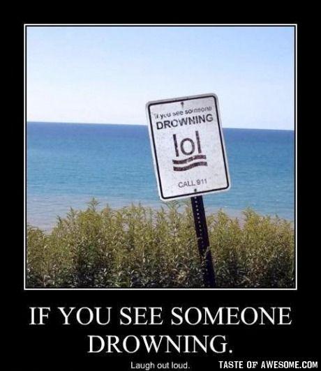 lifeguard humour