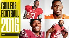 ESPN College Football Power Rankings: Bama, Clemson rule (again)