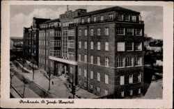 ... Ak Sterkrade Oberhausen Nordrhein Westfalen, St. Josefs Hospital