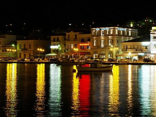 Vathi - Island of Samos, Greece