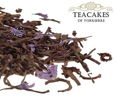 Black Loose Leaf Tea Blue Sapphire 100g Best Quality Value