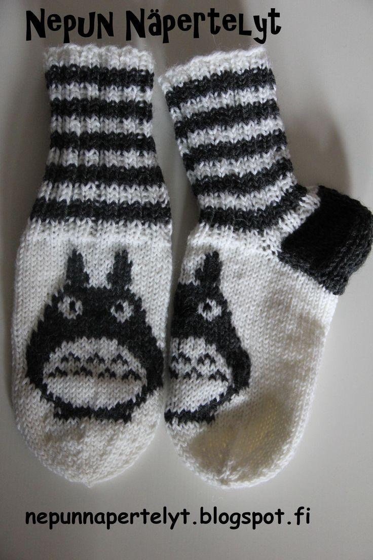 Totoro sukat