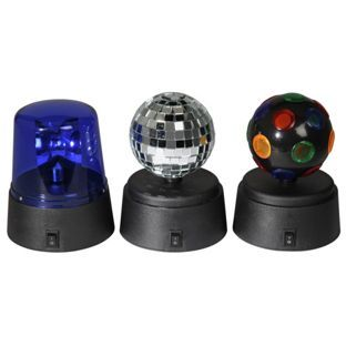 Buy Cheetah Funki Party Set Containing Mini Disco Lights at Argos.co.uk, visit Argos.co.uk to shop online for Novelty lighting, Novelty lights