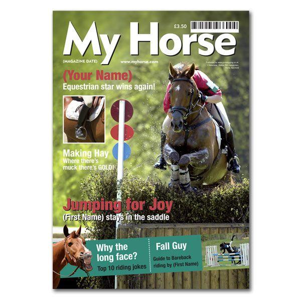 I Just Love It Horse Magazine Spoof Horse Magazine Spoof - Gift Details. Presentation Options. http://www.MightGet.com/january-2017-11/i-just-love-it-horse-magazine-spoof.asp