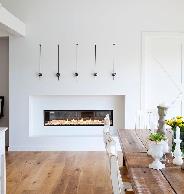 Modern Country Home with Escea Designer Fire