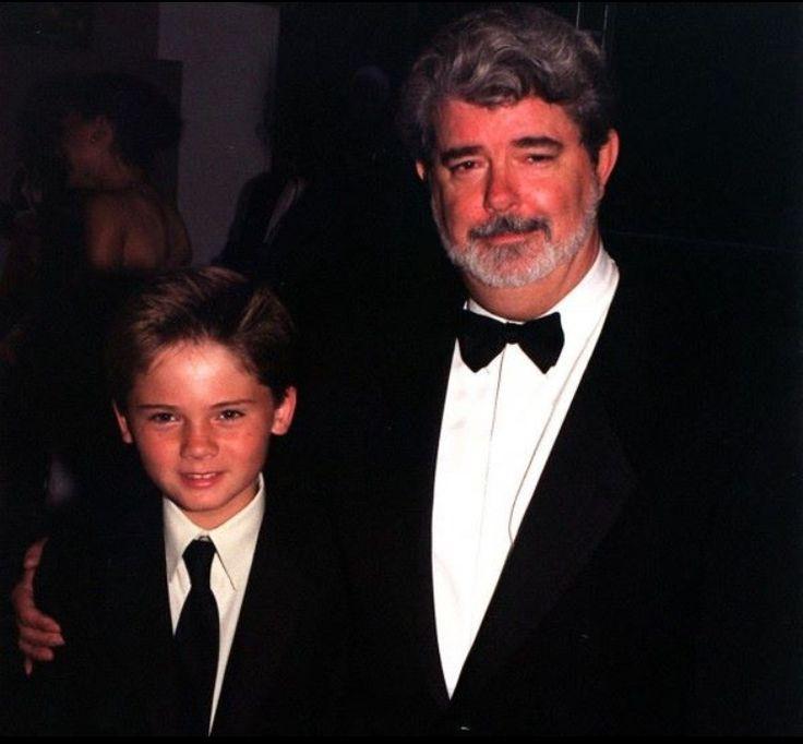 Behind the scenes of The Phantom Menace: George Lucas Jake Lloyd