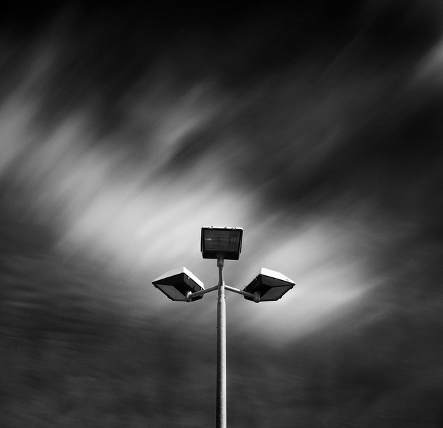 Trio - a look at static objects against moving elements by Richard:Fraser, via Flickr