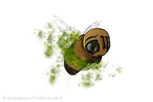 Zijn bijen geen dieren voor Intratuin? | Greenpeace Nederland