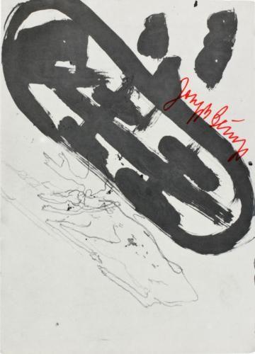Joseph Beuys The secret block for a secret person in Ireland 1977