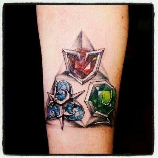 Tattoo Ideas Zelda: Zelda: Ocarina Of Time Tattoo.. Epic!