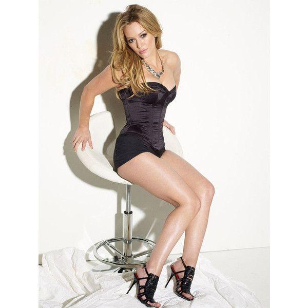Фото: Хилари Дафф (Hilary Duff) ❤ liked on Polyvore featuring hilary duff