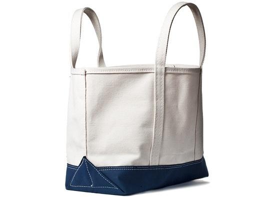 Canvas Carryall Bag (Navy) - Kaufmann Mercantile