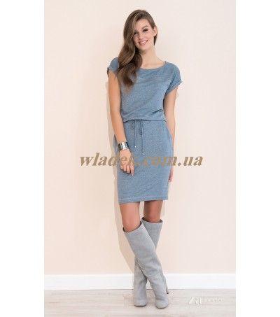 Платье Zaps NAOS 025 синее