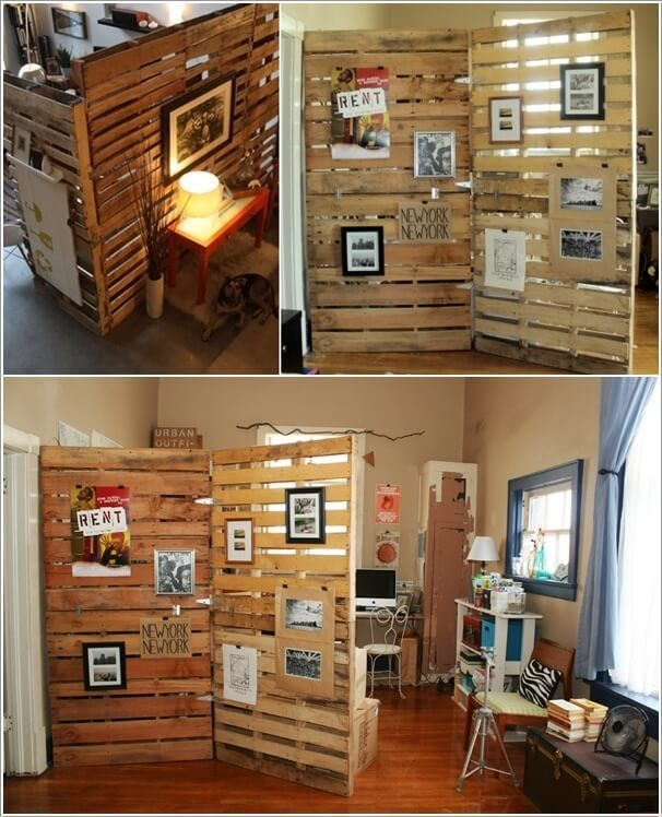 Do It Yourself Home Design: 10 Cool DIY Room Divider Designs For Your Home 8