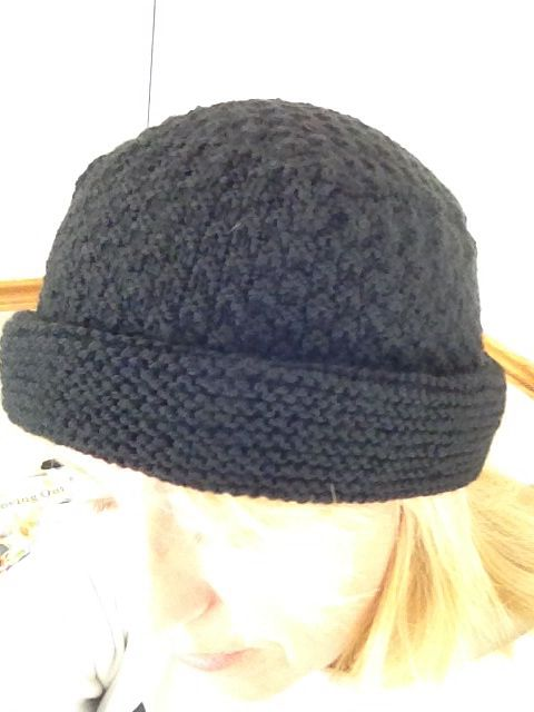 Knitted Myself A Quot Downton Abbey Quot Hat Knitting