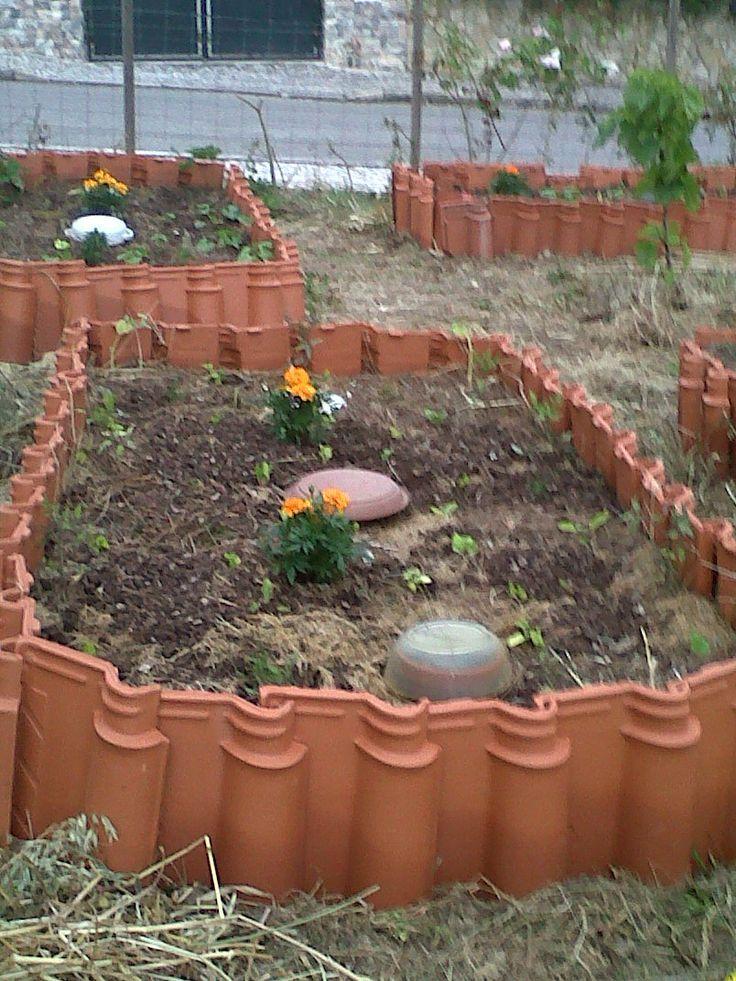 Permakultur Hochbeet Gartenarbeit Gartenarbeit Hochbeet Permakultur Garten Permakultur Vorgarten