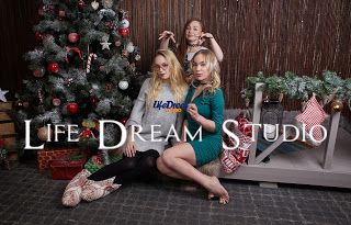My Life Dream Blog: Фотосессия Насти BLACK LAND | Wonderland | 2 декаб...