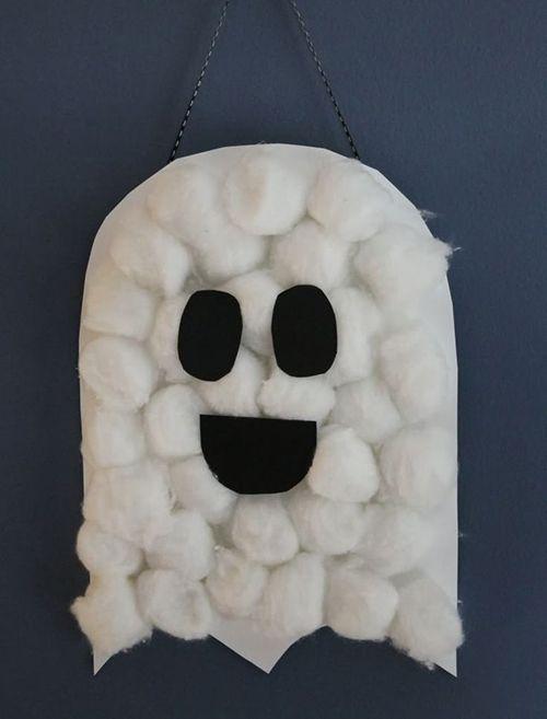 DIY Cute Ghost .22 Easy And Great DIY Ideas #diy #crafts