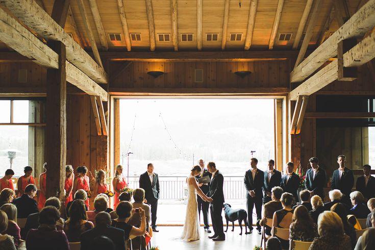 Jac and Heath Photography | Kristy and Phil | wedding ceremony | Colorado wedding | www.jacandheath.com