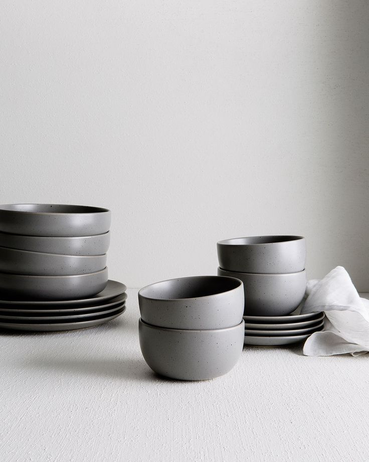 Our much-loved Tapas range now comes in beautiful matte black; mix and match with timber serving pieces.