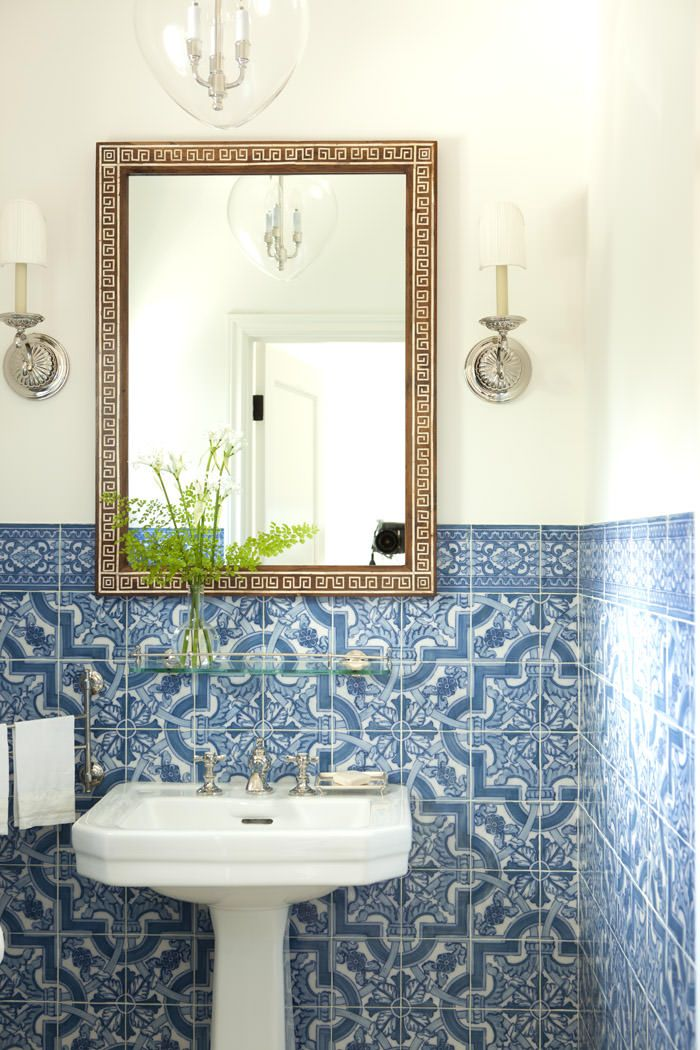 The Tile I Love 18 Stunning Spaces Where Pattern Rules Via