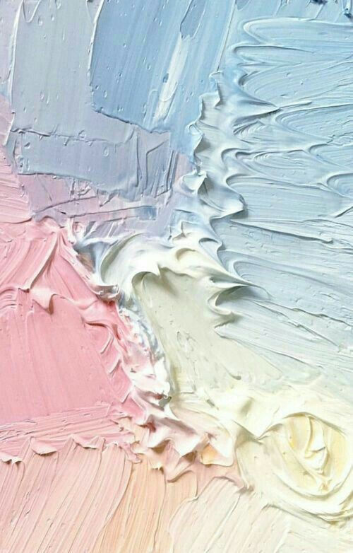 Love the texture of this paint, it reminds me of what I use and do.