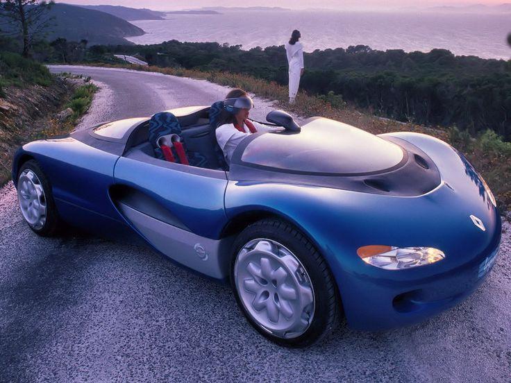 Renault Laguna Concept : Lesconcept-cars qui ont marqué l'automobile française - Linternaute