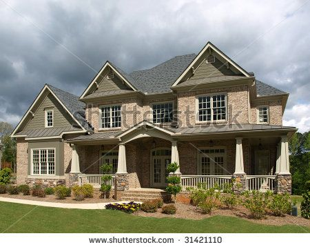 1000 ideas about brick houses on pinterest red brick for American brick and stone