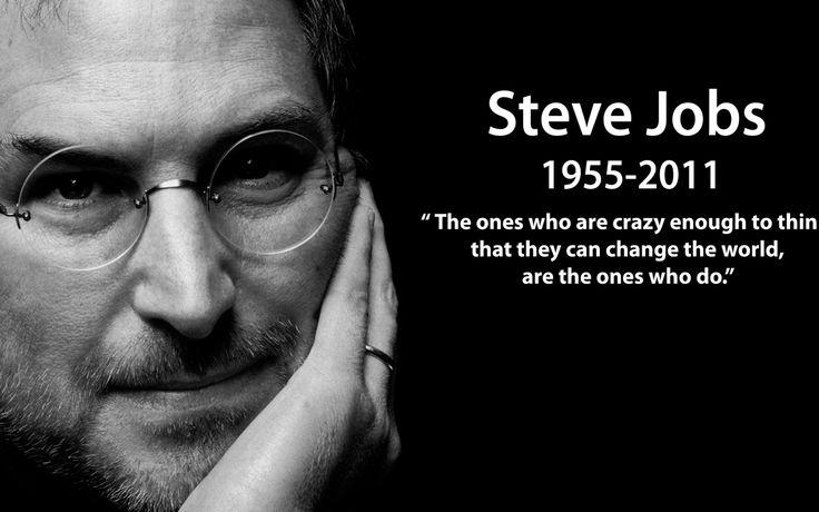 Inspiring Steve Jobs Quotes | wallpaperxy.com