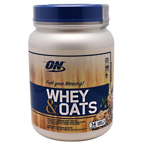 Optimum Nutrition Whey & Oats Blueberry Muffin