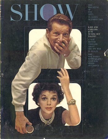 Danny Kaye and Judy