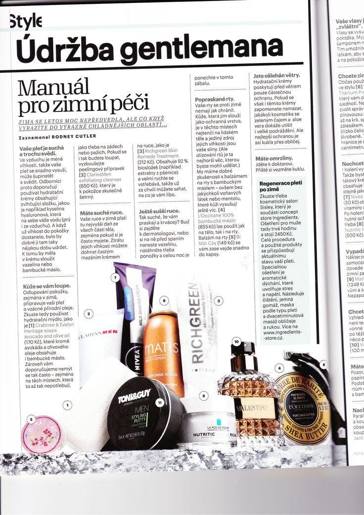 Esquire 3/2014
