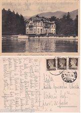 Postcard of Villa Dozzio | Tavernola #lakecomoville