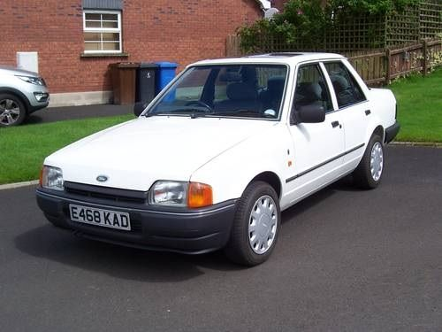 Ford Orion..the original Ford boring.?