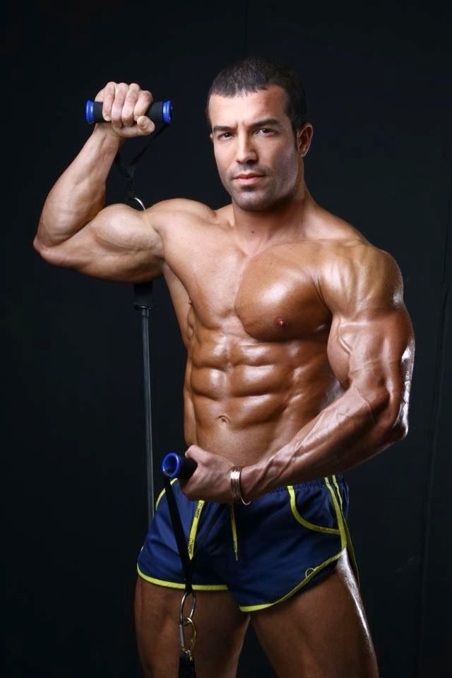 Best Workout For Abs: Aesthetic Muscle, Bodybuilder, Great Abs, Male Fitness