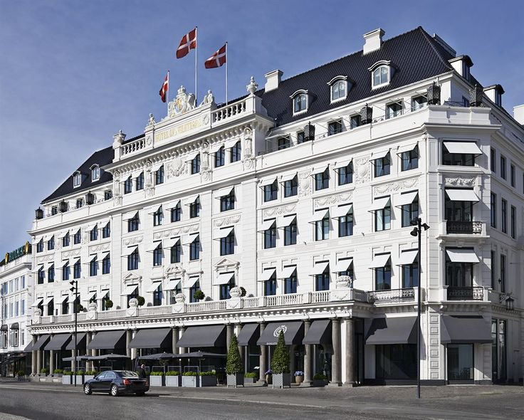Hotel D'Angleterre | Copenhagen | Denmark (1795) - 1872/1875 extended and reopened 2013 following restorations