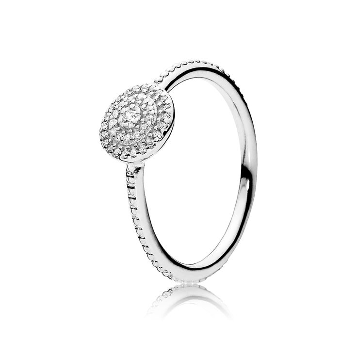 5d8d05e8c ... PANDORA Radiant Elegance, Clear CZ Abstract ...