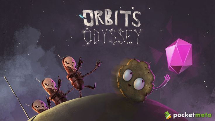 [Review] Orbit's Odyssey – of Cookies and Bad Robots