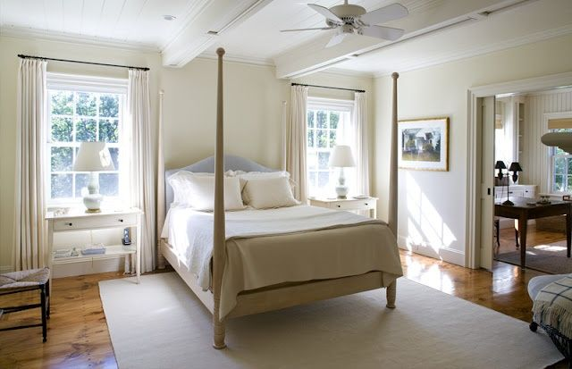 Windows either side of the bed | Master bedroom possibilities ...