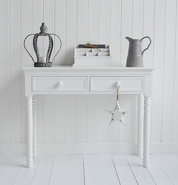 Awesome Black Hallway Console Table